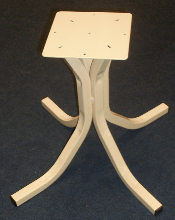 We can supply replacement frames for static caravn stools