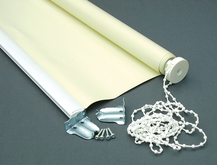 We can make made-to-measure roller blinds suitable for static caravans