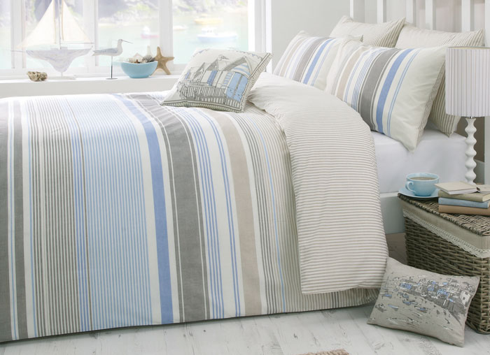 He offers a large range of static caravan bedding sets with matching cushions and accessories